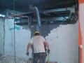 Derribo del gimnasio DreamFit en Alicante para Arquiem