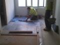 Reforma de piso para MOD