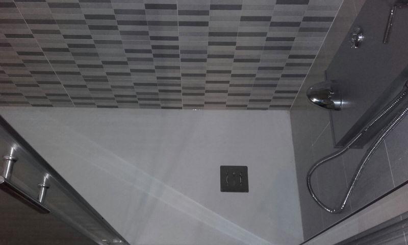 Reforma de baño en Zaragoza