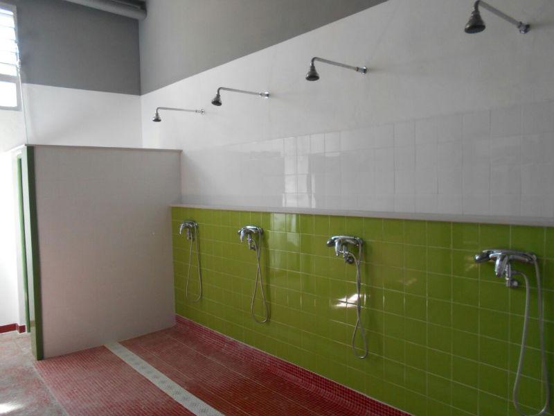 Reforma de baño para Iberco