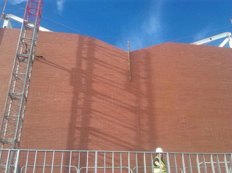 Construcción colegio en María de Huerva para MLN