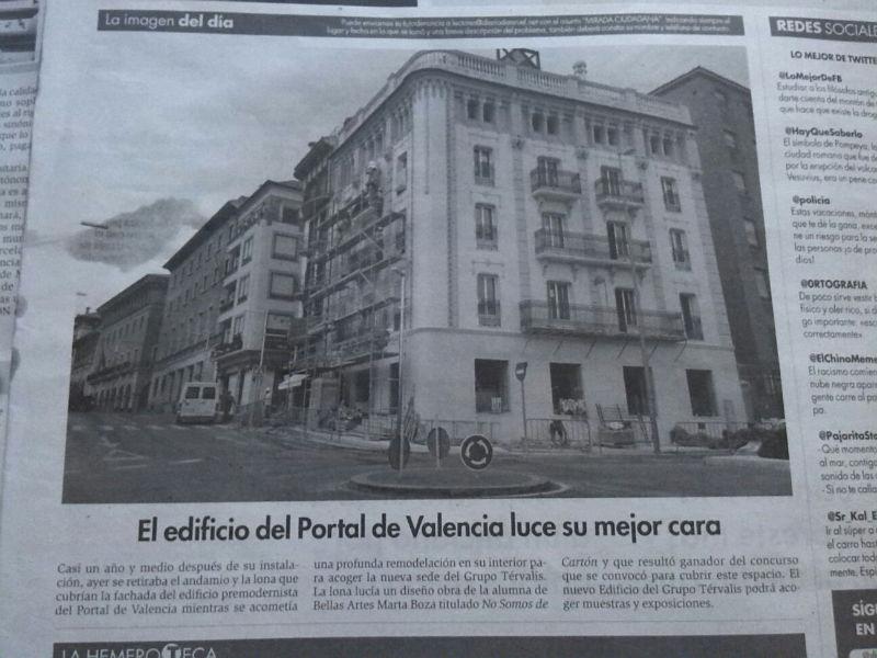 Rehabilitación de una casa en Teruel para Arquiem
